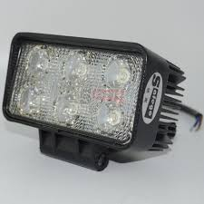 10pcs White Offroad 12 Volt LED Tractor Truck Work Lights Spot/Flood ... China High Intensity Bridgelux Led Truck Work Light Gf006z03 Pair Of New 7x6 54w Led Headlight Square Car Small 26 10w Offroad Auto Lamp Suv 700lm 240w Bar Boat Tractor 4x4 4wd Suv Lights For Trucks Jinchu Work Light Halogen Offroad Atv Truck Quad Flood Lamp 18w 6x 5 Inch 45w 3300lm 15x Leds Dc 1030v 4wd 7inch Spot Beam 36w Trucklites Signalstat Line Now Offers White Auxiliary Lighting 2pcs 10w Motorcycle Bicycle Spot 30 Degree Amazonca Accent Off Road