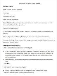 Unforgettable Customer Service Representative Resume Examples To VisualCV Call Center Resumes Com