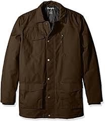 Wrangler Men s Big and Tall Barn Coat at Amazon Men s Clothing store
