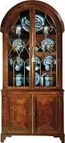 Baker Breakfront China Cabinet by 100 Bernhardt Mahogany China Cabinet 100 High End Dining