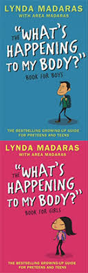 The Whats Happening To My Body Book For Boys Revised Edition And Girls By Lynda Madaras