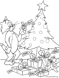 Tom And Jerry Coloring Pages To Print 20