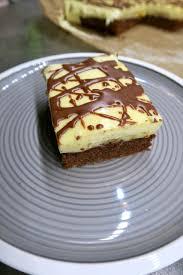 schoko bananenschnitte mit pudding bine kocht kuchen