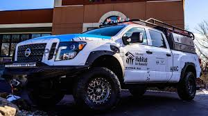 100 Help Truck Nissan Ultimate Work Titan Debuts Ready To Build Houses