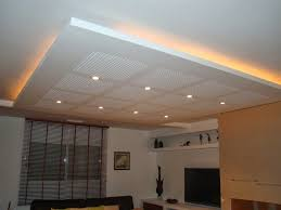 plafond a caisson suspendu plafond placo design interesting fascinante faux plafond placo