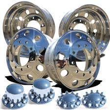 100 Truck Wheels And Tire Packages 225 Aluminum Wheel For Semi S Buy