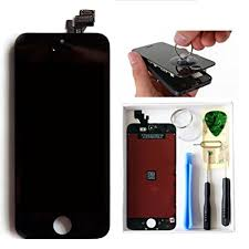 Amazon For Apple iPhone 5 5G Full Set LCD Touch Glass Screen