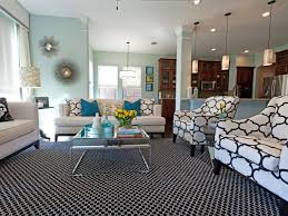 Stunning Blue And Grey Living Room Brown Color Schemes