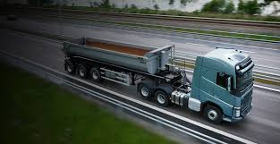 """Volvo FH"""" – Sudvejintos Ašies Pakėlimas 