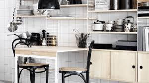 deco etagere cuisine rangement cuisine déco mural pratique côté maison