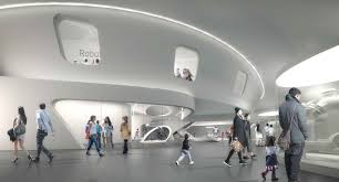 100 Maa Architects Robot Science Museum By Melike Altinisik In Seoul