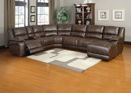 Darrin Leather Reclining Sofa With Console by Awesome Sectional Sofas With Cup Holders Unique Tatsuyoru Com