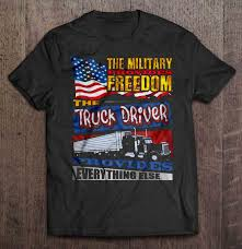 100 Truck Driver Lifestyle The Military Provides Freedom The Provides Everything