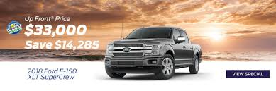 Mullinax Ford Of New Smyrna Beach, FL | Florida Ford Dealership