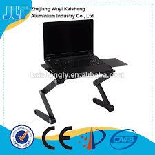 réglable pliage bureau d ordinateur portables table lecture