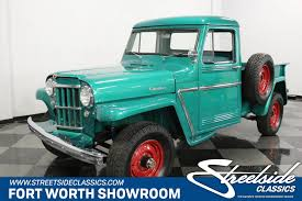 1960 Willys Pickup | Streetside Classics - The Nation's Trusted ... Willys Related Imagesstart 0 Weili Automotive Network Dustyoldcarscom 1961 Willys Jeep Truck Black Sn 1026 Youtube 194765 To Start Producing Wranglerbased Pickup In Late 2019 1957 Pick Up Off Road Kaiser Pinterest Trucks For Sale Early 50s Willysjeep Truck Pics Request The Hamb Arrgh Stinky Ass Acres Rat Rod Offroaderscom Find Of The Week 1951 Autotraderca Jamies 1960 The Build Pickups