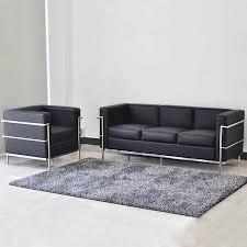 u best wohnzimmer freizeit möbel replik le corbusier lc2