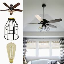 ceiling fan light shades rustic covers ideas the 25 best