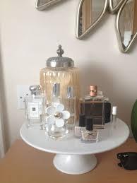Dressing Table Cake Stand Perfume OrganizationPerfume StoragePerfume DisplayVanity