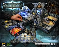 Making 3d Dungeon Tiles by Worldworksgames U2022 View Topic Dungeonrise Available And Reveal