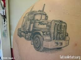 100 Big Truck Tattoos Truck
