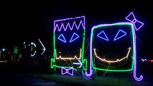Thriller Nights of Lights October 6 10PM Segment