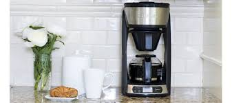Now You Can Enjoy BUNNs Precise Brewing Technology So Brew To Professional Standards In Your Own Home The New BUNN 10 Cup Programmable Coffeemaker