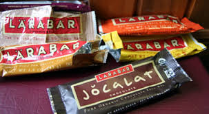 A Pile Of Larabar Wrappers