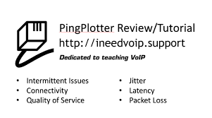 Use PingPlotter To Identify Poor QoS Or Intermittent Connectivity ... Voice Over Wireless Lan Vowlan Troubleshooting Guide Voip Incidents With Servicepilot Youtube Network Security Viavi Solutions Webinar Video Wireshark Troubleshoot Voip Phone That Receives Calls But Wont Make Them What Would The Geek Do To Call Quality Issues Test Overview Thousandeyes Customer Success Center Voip How To Debug Sip Packet Voiphow Replay Captured Sip For Beginners Outgoing Trace Review Docsis Impairments Delay Jitter Basics Of