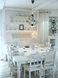 Shabby Chic Dining Room Chairs Table Set Home Interior Inspiration For Sale Centerpieces