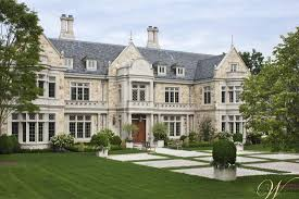 100 Wadia Architects Jacobean Country House New Haven CT Associates