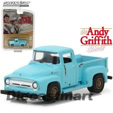 GREENLIGHT HOLLYWOOD 17 1:64 ANDY GRIFFITH 1956 FORD F-100 44770E ... Jada Diecast Metal 124 Scale Just Trucks 1999 Ford F150 Svt Shop Maisto F350 127 Truck With 2004 Flhtpi Cek Harga Welly 19834 F100 Tow 1956 Forrest Amazoncom Beyond The Infinity 0608 1940 Fire Texaco Red Pickup Black 118 Model By Motor Max 73170 New 125 Car By First Dimana Beli M2 Machines 1960 Vw Double Cab John Deere Vintage Industrial Sales Company Decal Hd Harley Davidson 1948 F1 Motorcycle 2001 Xlt Flareside Supercab Off Road White 1 Ford Transit Rac Recovery Truck 176 Scale Model