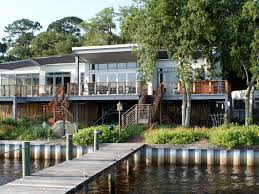 Best Waterfront Home Designs Images - Decorating Design Ideas ... Waterfront Home Design Ideas Qartelus Qartelus Building House Plans For Waterfront Living Lake Decorating Southern Living Front Designs On Landscaping 73 For Your Image With 20 Best Homes And Beach Latest Plans Sloping Lots Lakefront Beachfront Ontariohome Modern Awesome Pictures Architect Designed Imanada The 25 Best Homes Ideas On Pinterest Big