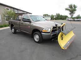 100 North Star Trucking 2010 Dodge 2500 Cummins 4x4 Plow Pickup Truck St Cloud MN