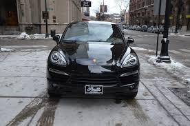 Porsche Cayenne Floor Mats 2013 by 2013 Porsche Cayenne Diesel Stock Gc1096aa For Sale Near Chicago