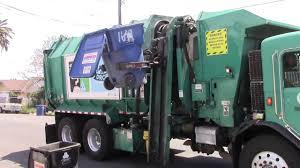 Various South LA Amrep ASL Garbage Trucks! - YouTube