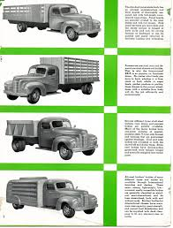 100 One Big Man One Big Truck KB5 Is A 1 12 Ton Truck Brochure This Is Page 2 International