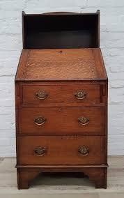 oak writing bureau furniture oak writing bureau delivery available for this item of furniture
