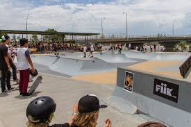 100 Truck Stop Skatepark FAIR GO 2018 Stop Sk8