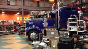 Truck Stop: I 80 Truck Stop Chrome Shop