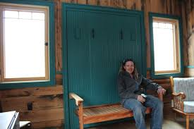 Diy Murphy Bunk Bed by Tiny House Murphy Bed Murphy Bed Installed In A Tiny House Http