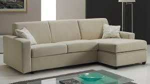 canapé tissu blanc canapé d angle convertible réversible 3 places lit 140 cm en tissu