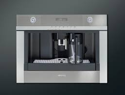 machine a glacon encastrable cuisine machine à café encastrable smeg cmsc451 un appareil pro pour les