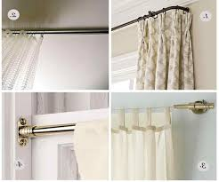Bay Window Curtain Rods Walmart by 100 Walmart Curtain Rod Brackets Curtains Remarkable Lowes