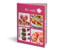 livre de recettes de cuisine livre photo pour vos recettes de cuisine monalbumphoto