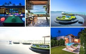 100 W Hotel Koh Samui Thailand 15 Best Resorts In Travel Triangle