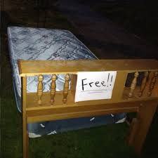 Beds For Sale Craigslist by What I Took And Didn U0027t Take From The Free Piles