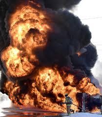 100 Tanker Truck Explosion Fuel Tanker Explodes After Belgrade Crash Injuring 2 CentralMainecom