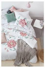 bettwäsche rosette der look für s schlafzimmer
