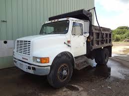 100 International 4700 Dump Truck 1990 VIN 1HTSCZWN9LH279769 Miles